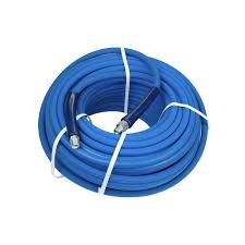 Blue Pressure Washing Hose